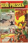 Cover for Serie-pressen (Saxon & Lindström, 1971 series) #1/1972