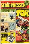 Cover for Serie-pressen (Saxon & Lindström, 1971 series) #7/1972