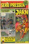 Cover for Serie-pressen (Saxon & Lindström, 1971 series) #8/1972