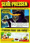 Cover for Serie-pressen (Saxon & Lindström, 1971 series) #19/1972