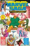 Cover for Marvel Saga (Semic, 1986 series) #1