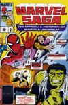 Cover for Marvel Saga (SatellitFörlaget, 1988 series) #2