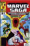 Cover for Marvel Saga (SatellitFörlaget, 1988 series) #4