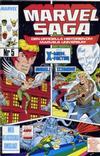 Cover for Marvel Saga (SatellitFörlaget, 1988 series) #5
