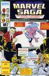 Cover for Marvel Saga (SatellitFörlaget, 1988 series) #7