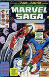 Cover for Marvel Saga (SatellitFörlaget, 1988 series) #9