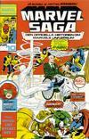 Cover for Marvel Saga (SatellitFörlaget, 1988 series) #10