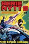Cover for Serie-nytt [delas?] (Semic, 1970 series) #13/1971