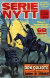 Cover for Serie-nytt [delas?] (Semic, 1970 series) #7/1972