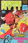 Cover for Serie-nytt [delas?] (Semic, 1970 series) #3/1973