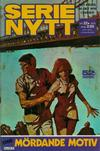 Cover for Serie-nytt [delas?] (Semic, 1970 series) #22/1975