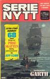 Cover for Serie-nytt [delas?] (Semic, 1970 series) #20/1977