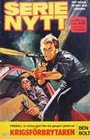 Cover for Serie-nytt [delas?] (Semic, 1970 series) #17/1979