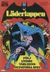 Cover for Läderlappen (Semic, 1976 series) #11/1976