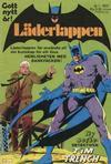 Cover for Läderlappen (Semic, 1976 series) #1/1977
