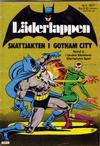 Cover for Läderlappen (Semic, 1976 series) #2/1977