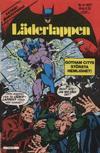 Cover for Läderlappen (Semic, 1976 series) #9/1977