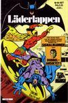 Cover for Läderlappen (Semic, 1976 series) #10/1977