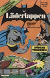 Cover for Läderlappen (Semic, 1976 series) #11/1977