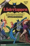 Cover for Läderlappen (Semic, 1976 series) #12/1977