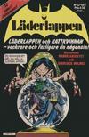 Cover for Läderlappen (Semic, 1976 series) #13/1977
