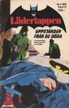 Cover for Läderlappen (Semic, 1976 series) #4/1978