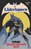 Cover for Läderlappen (Semic, 1976 series) #6/1978