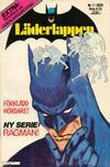 Cover for Läderlappen (Semic, 1976 series) #7/1978