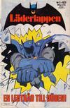 Cover for Läderlappen (Semic, 1976 series) #9/1978