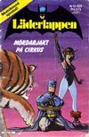 Cover for Läderlappen (Semic, 1976 series) #13/1978