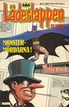 Cover for Läderlappen (Semic, 1976 series) #4/1980