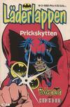 Cover for Läderlappen (Semic, 1976 series) #5/1980