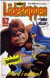 Cover for Läderlappen (Semic, 1976 series) #8/1980