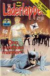 Cover for Läderlappen (Semic, 1976 series) #7/1981