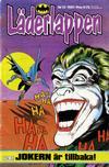 Cover for Läderlappen (Semic, 1976 series) #13/1981