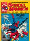 Cover for Spindelmannen superseriepocket (Atlantic Förlags AB, 1979 series) #1