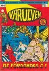 Cover for Varulven (Svenska serier, 1972 series) #3