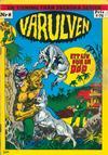 Cover for Varulven (Svenska serier, 1972 series) #8