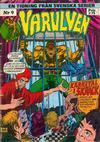 Cover for Varulven (Svenska serier, 1972 series) #9/[1973]