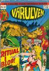 Cover for Varulven (Svenska serier, 1972 series) #10/[1973]