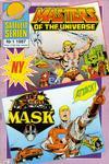 Cover for Satellitserien (Atlantic Förlags AB; Pandora Press, 1987 series) #1/1987