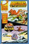 Cover for Satellitserien (Atlantic Förlags AB; Pandora Press, 1987 series) #6/1987