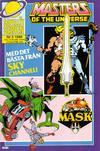 Cover for Satellitserien (Atlantic Förlags AB; Pandora Press, 1987 series) #3/1988
