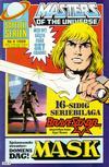 Cover for Satellitserien (Atlantic Förlags AB; Pandora Press, 1987 series) #4/1988