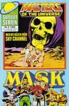 Cover for Satellitserien (Atlantic Förlags AB; Pandora Press, 1987 series) #6/1988