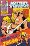 Cover for Satellitserien (Atlantic Förlags AB; Pandora Press, 1987 series) #7/1988