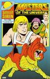 Cover for Satellitserien (Atlantic Förlags AB; Pandora Press, 1987 series) #8/1988