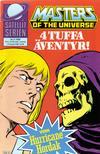 Cover for Satellitserien (Atlantic Förlags AB; Pandora Press, 1987 series) #9/1988