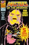 Cover for Satellitserien (Atlantic Förlags AB; Pandora Press, 1987 series) #1/1989