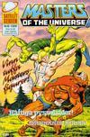 Cover for Satellitserien (Atlantic Förlags AB; Pandora Press, 1987 series) #6/1989
